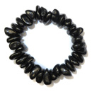 Shungite Large Chip Bracelet