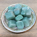 Tumbled Stone (Amazonite) 1 LB Bag