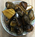 Tumbled Stone (Large Tiger Eye)