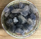 Tumbled Stone (Small Raw Blue Calcite) (Qty. 4)