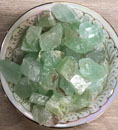 Tumbled Stone (Small Green Calcite) (Qty. 4)