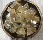 Tumbled Stone (Small Honey Calcite) (Qty. 4)