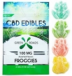 CBD Froggies - 100 MG