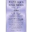 Raphael's Astronomical Ephemeris of the Planets Places for 2002