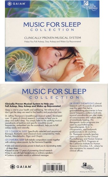 Music for Sleep Collection