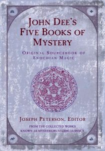John Dee's Five Books of Mystery (RWW)