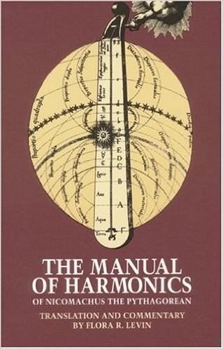 The Manual of Harmonics of Nicomachus the Pythagorean (RWW)