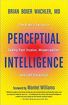 Perceptual Intelligence: The Brain's Secret to Seeing Past Illusion, Misperception, and Self-Deception [Paperback]