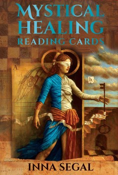 Mystical Healing Reading Cards (Reading Card Series) [Paperback]