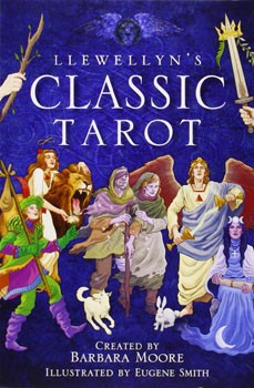 Llewellyn's Classic Tarot [Cards] [Damaged, outside package only]