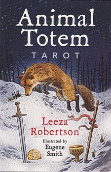 Animal Totem Tarot [Cards]
