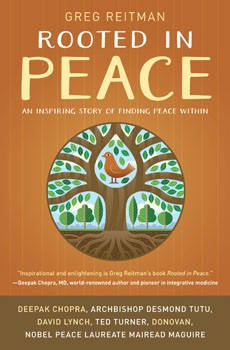 Rooted in Peace: An Inspiring Story of Finding Peace Within [Paperback]
