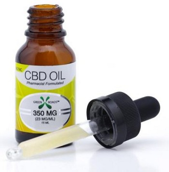 CBD Oil - 350 MG