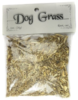 Bagged Botanicals (Dog Grass: Root, Cut)