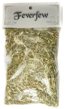 Bagged Botanicals (Feverfew: Herb, Cut)