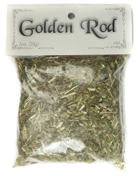 Bagged Botanicals (Goldenrod: Cut)