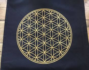 Sacred Geometry Cloth (Flower of Life)