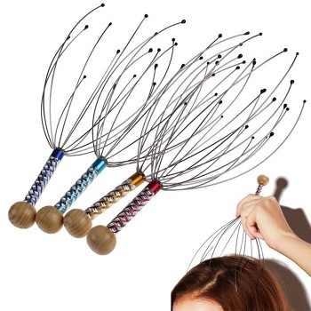 Head Massager (6 Pack)