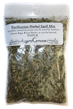 Herbal Spell Mix (Purification)