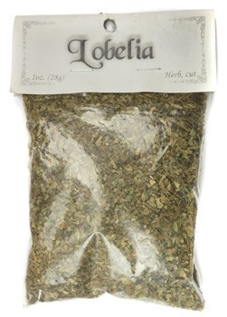 Bagged Botanicals (Lobelia: Herb, Cut)