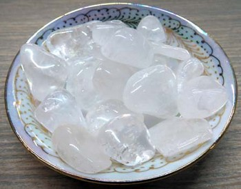 Tumbled Stone (Clear Quartz)