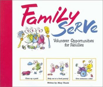 Family Serve: Volunteer Opportunities for Families