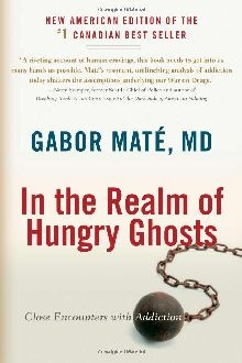 In the Realm of Hungry Ghosts: Close Encounters with Addiction [Paperback]