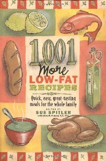 1,001 More Low-Fat Recipes