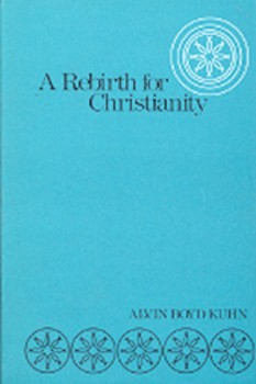A Rebirth for Christianity [Hardcover]