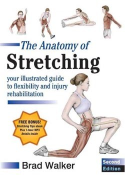 Anatomy of Stretching, The, Second Edition: Your Illustrated Guide to Flexibility and Injury Rehabilitation