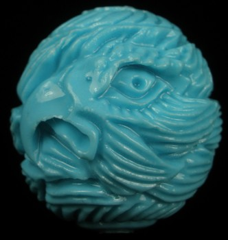 Eagle Dyed Jade Bead