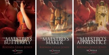 Maestro's - A Ravenous Romance - THREE Book Set